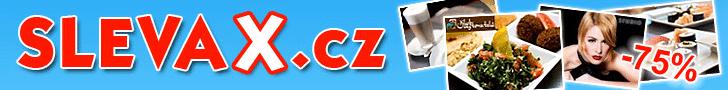 SlevaX.cz - všechny slevy a hromadné nákupy na jednom místě
